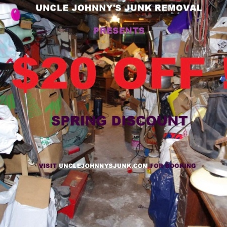 Uncle Johnny's Junk Portland/Hauling/Recycling – Uncle